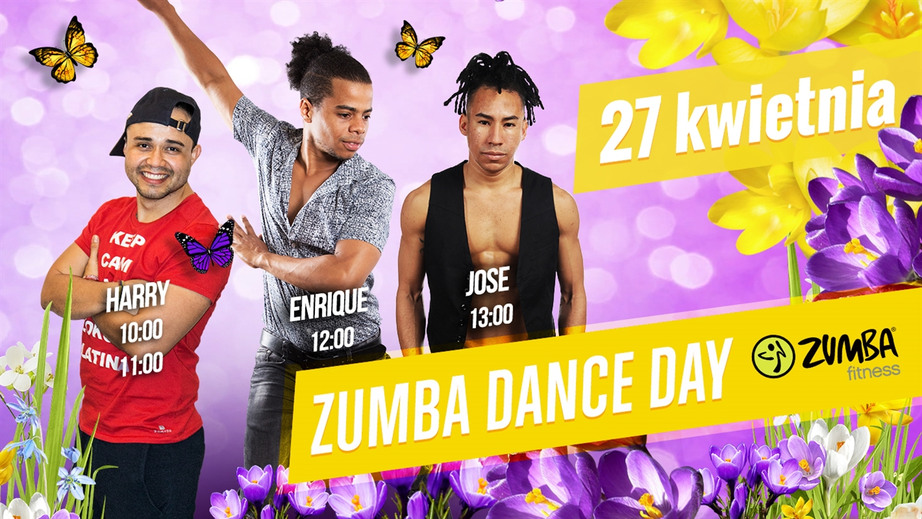 ZUMBA DANCE DAY SPAL DO 1000kcal!